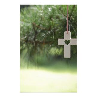kruis en hart briefpapier
