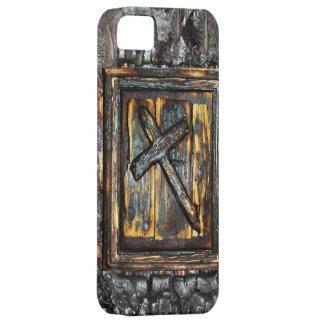 Kruis van de Apocalyps Barely There iPhone 5 Hoesje