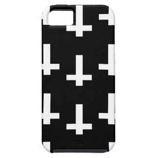Kruis van St. Peter Tough iPhone 5 Hoesje