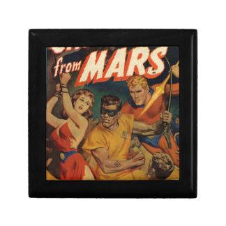 Kruisvaarder van Mars Decoratiedoosje