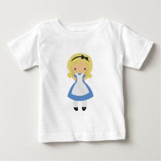 KRW Leuke Alice in Sprookjesland Baby T Shirts