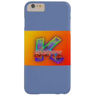 Krypton ShotZ Barely There iPhone 6 Plus Hoesje