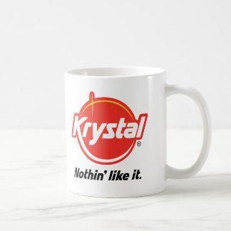 Krystal Nothin als het Koffiemok