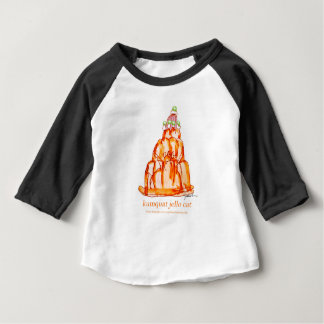 kumquat van tony fernandes jellokat baby t shirts