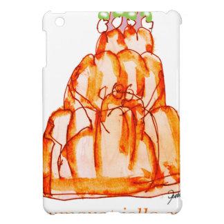 kumquat van tony fernandes jellokat iPad mini cover