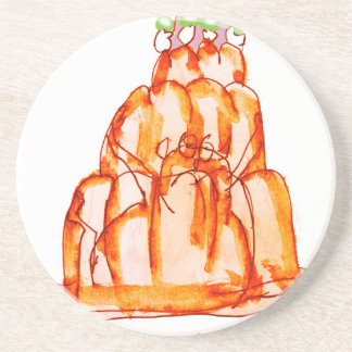 kumquat van tony fernandes jellokat zandsteen onderzetter