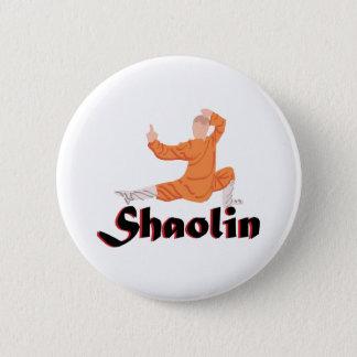 Kungfu Shaolin Ronde Button 5,7 Cm