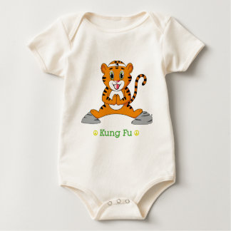 Kungfu Tiger™ Baby Shirt