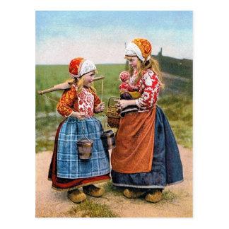 Kunnen de Nederlandse Zusters van het BRIEFKAART