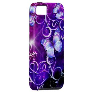 Kunst 3 van de vlinder het Geval van het Speck iPhone 5 Covers