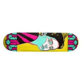 Kunst Decko 18,7 Cm Mini Skateboard Deck