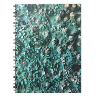 Kunst met het boek van de Nota Gaudi Ringband Notitieboek