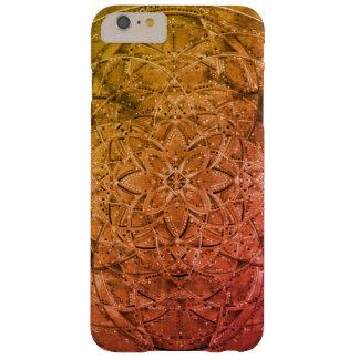 kunst van douane de hand getrokken mandala voor uw barely there iPhone 6 plus hoesje