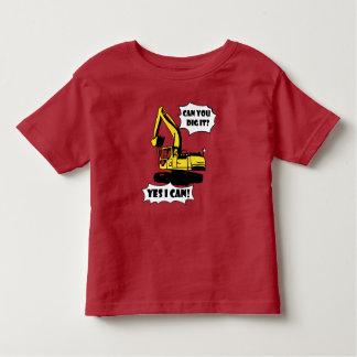 Kunt u het graven? T-shirt