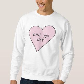 Kunt u niet hart trui