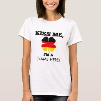 Kus me, ben ik DUITS T Shirt