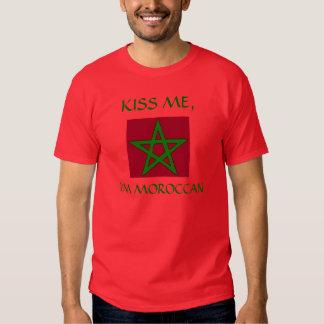 Kus me, ben ik Marokkaans T Shirt