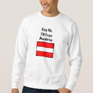 Kus me, ben ik van Oostenrijk Trui
