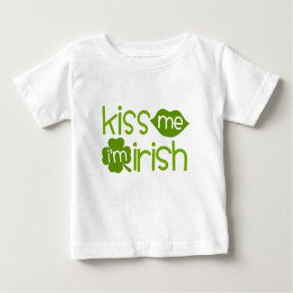 Kus me ik ben de Ierse T-shirt van de Peuter