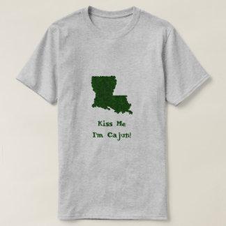 Kus me ik ben het Overhemd van de Klaver van de T Shirt