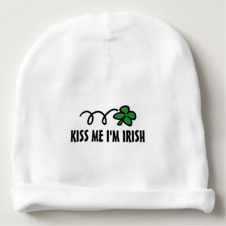 KUS ME ik ben IERSE St Patricks het baby beanie Baby Mutsje