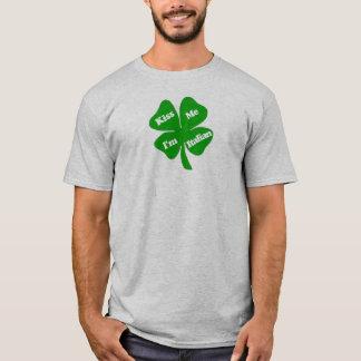 Kus me ik ben Italiaans T Shirt