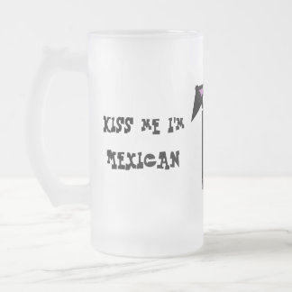 Kus me ik ben MEXICAANS Koffie Mok