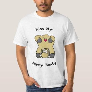 Kus Mijn BontT-shirt van de Buit T Shirt