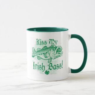 Kus Mijn Ierse Baarzen Mok