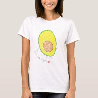 Kus Mijn Leuke Avocado Hass T Shirt