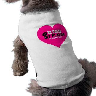 Kus Mijn Roze van Vape van het Aroma Shirt