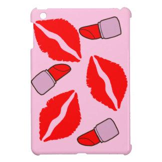 kussen en lippenstiften iPad mini hoesje