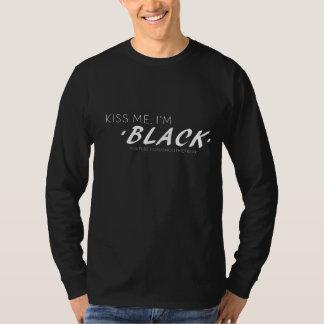 """Kust het lang-Sleeved T-shirt van het mannen """"me"""