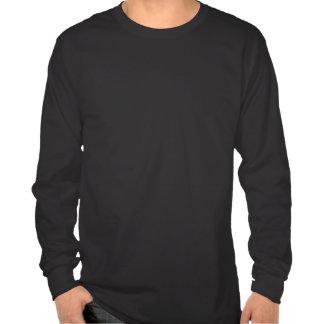 """Kust het lang-Sleeved T-shirt van het mannen """"me i"""