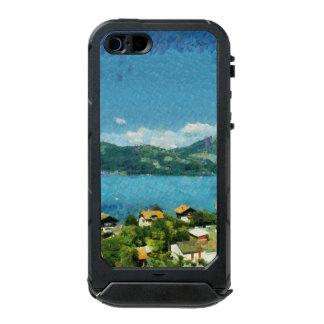Kust van het meer incipio ATLAS ID™ iPhone 5 hoesje