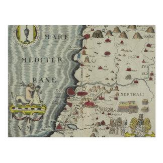 Kust van Phoenicia Briefkaart
