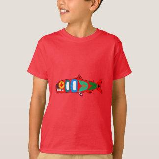 Kust Zalm T Shirt