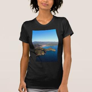 Kustparadijs van het Park van Abel Tasman het T Shirt