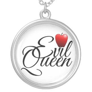 Kwade Koningin Small Apple Zilver Vergulden Ketting