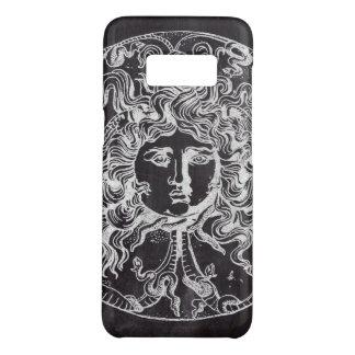 kwal van Gorgon van de vintage bord de Griekse Case-Mate Samsung Galaxy S8 Hoesje