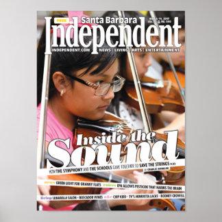 Kwestie 590 5.4.17 van het Poster van Sb Indy