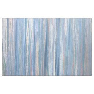 Kwetsbare Ambacht | de Moderne Blauwe Zilveren Stof
