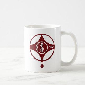 Kyokushin KANKU Koffie Beker