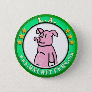 L.A. Knoop Ronde Button 5,7 Cm