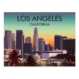 L.A. van de binnenstad Briefkaart