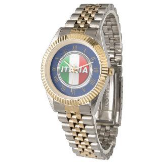 La Bandiera - de Italiaanse Vlag Horloges