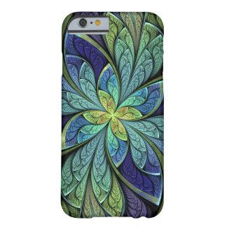 La Chanteuse IV het Abstracte Patroon van het Barely There iPhone 6 Hoesje