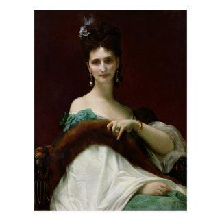 La Comtesse DE Keller, 1873 Briefkaart