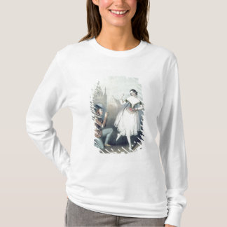 La Esmeralda': Carlotta Grisi & Jules Perrot T Shirt