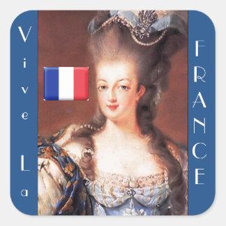 La Frankrijk Marie Antoinette Stickers van Vive